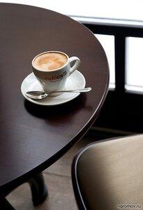 Чашечка кофе (кафе, кофе, чашка)