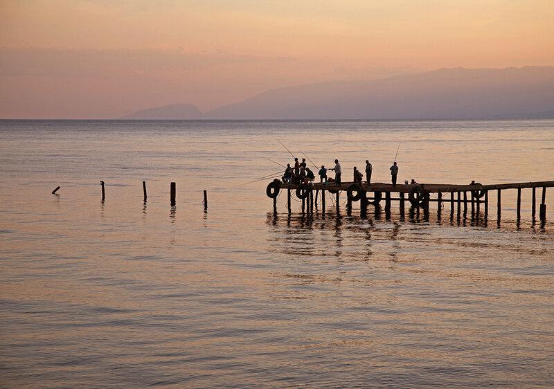 Рыбалка с видом на Аю-Даг