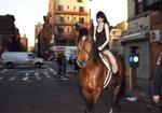 Эшли Смит и Бреджи Хейнен / Ashley Smith and Bregje Heinen by Terry Richardson for Sisley