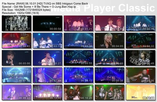 06.10.01 [HD] TVXQ on SBS Inkigayo Come Back Special - Get Me Some + Ill Be There + O-Jung.Ban.Hap. 0_4044d_4d05f9f1_L