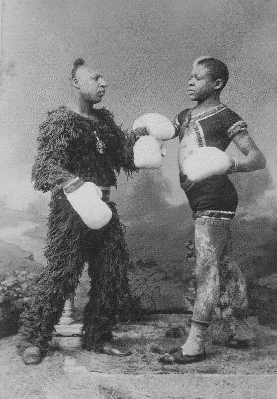 """винтажные фото.""""Piebald Boy"""" 1885"""