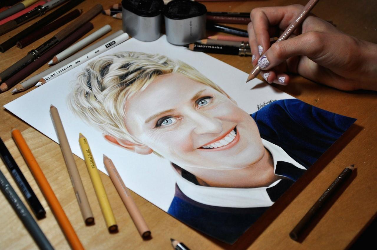 Фото рисунков карандашом которые рисовали дети