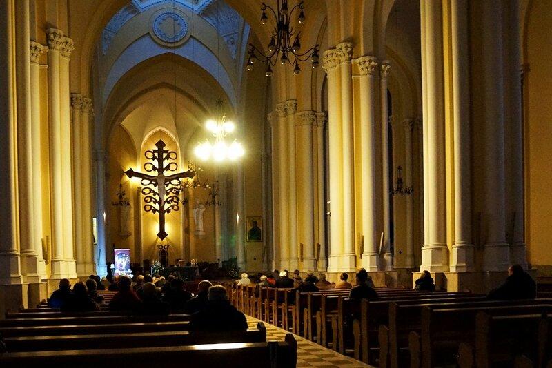 ...Собо́р Непоро́чного Зача́тия Пресвято́й Де́вы Мари́и