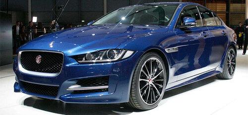 Jaguar XE станет полноприводным автомобилем
