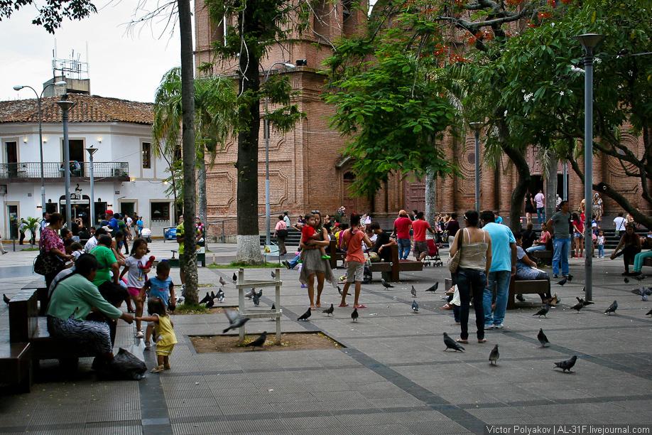 Боливия - Санта Крус