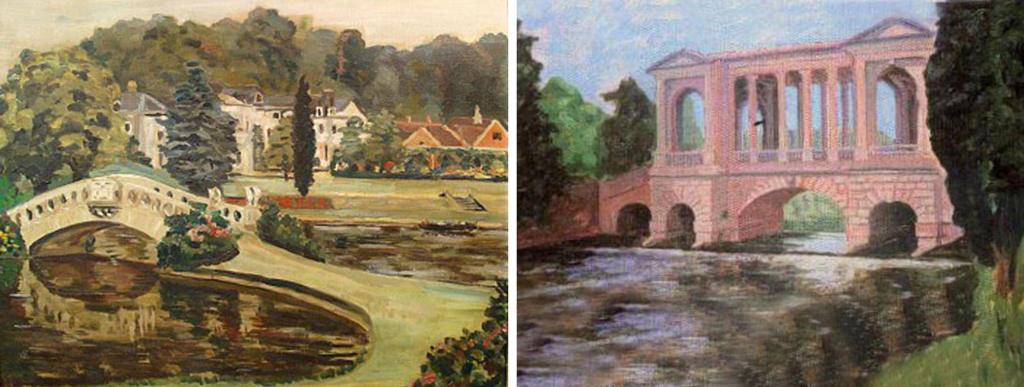 Windlesham Moor +Палладиев мост в Уилтоне.png