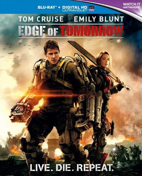 Грань будущего / Edge of Tomorrow (2014) BD-Remux + BDRip 1080p [2D,3D] + 720p + HDRip + WEB-DL 1080p/720p + WEB-DLRip + AVC
