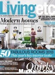 Журнал LivingEtc - №9 2013 (UK)