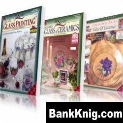 Книга Painting Glass & Ceramics (one stroke) pdf 16,61Мб