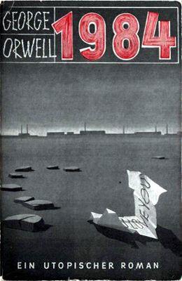 Книга Джордж Оруэлл, 1984