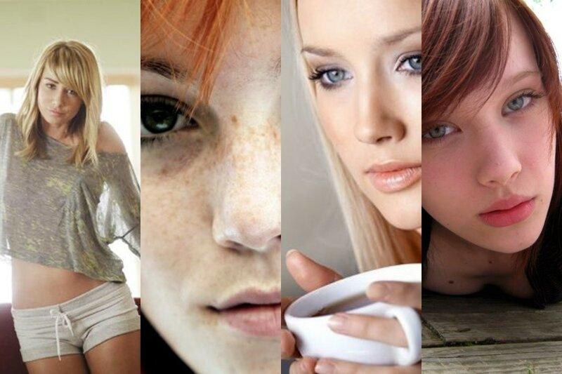 300 фотографий красивых девушек (часть первая)