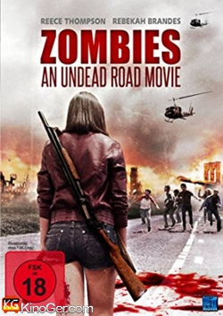 Zombines - A Udenad Road Movine (2013)