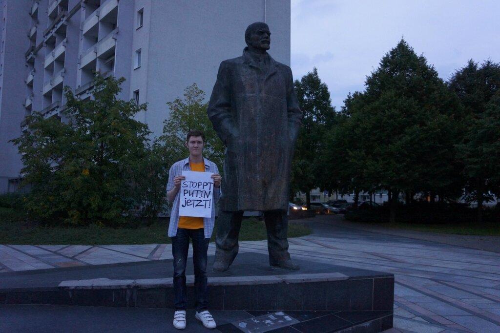 Остановите Путина сейчас