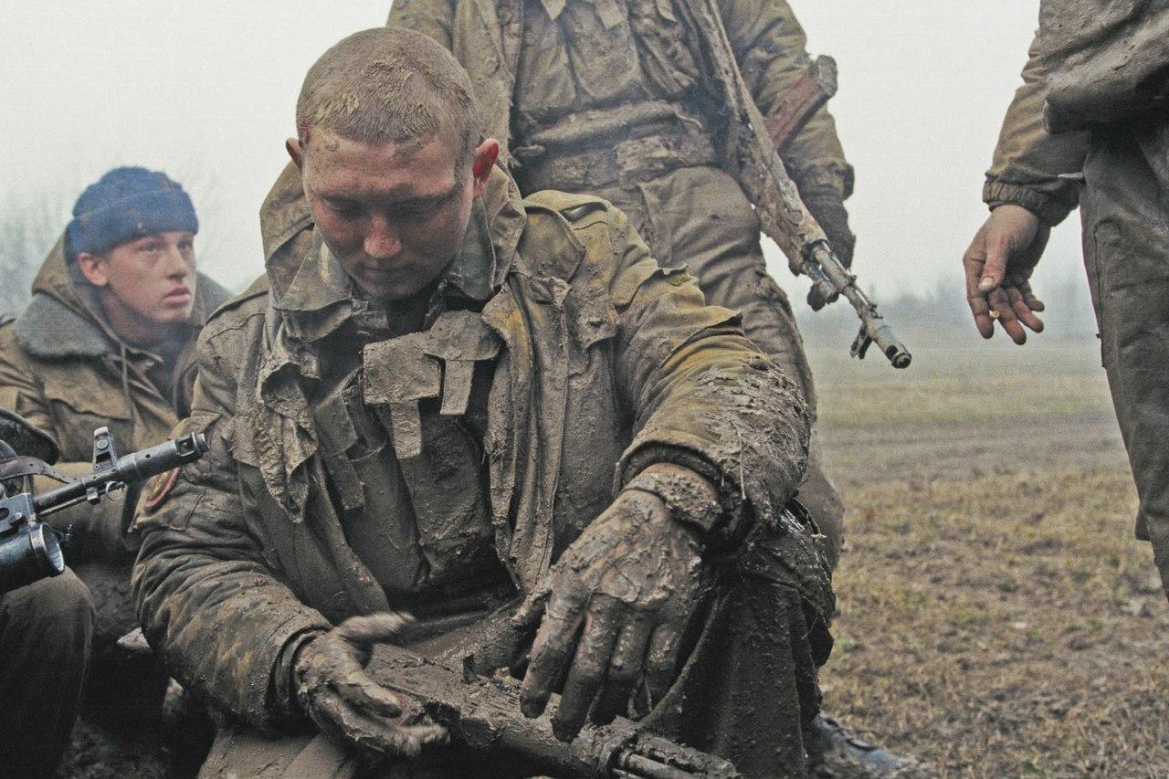 Представляем вам выпуск фотографий александра неменова о первой чеченской и историю этого военного конфликта