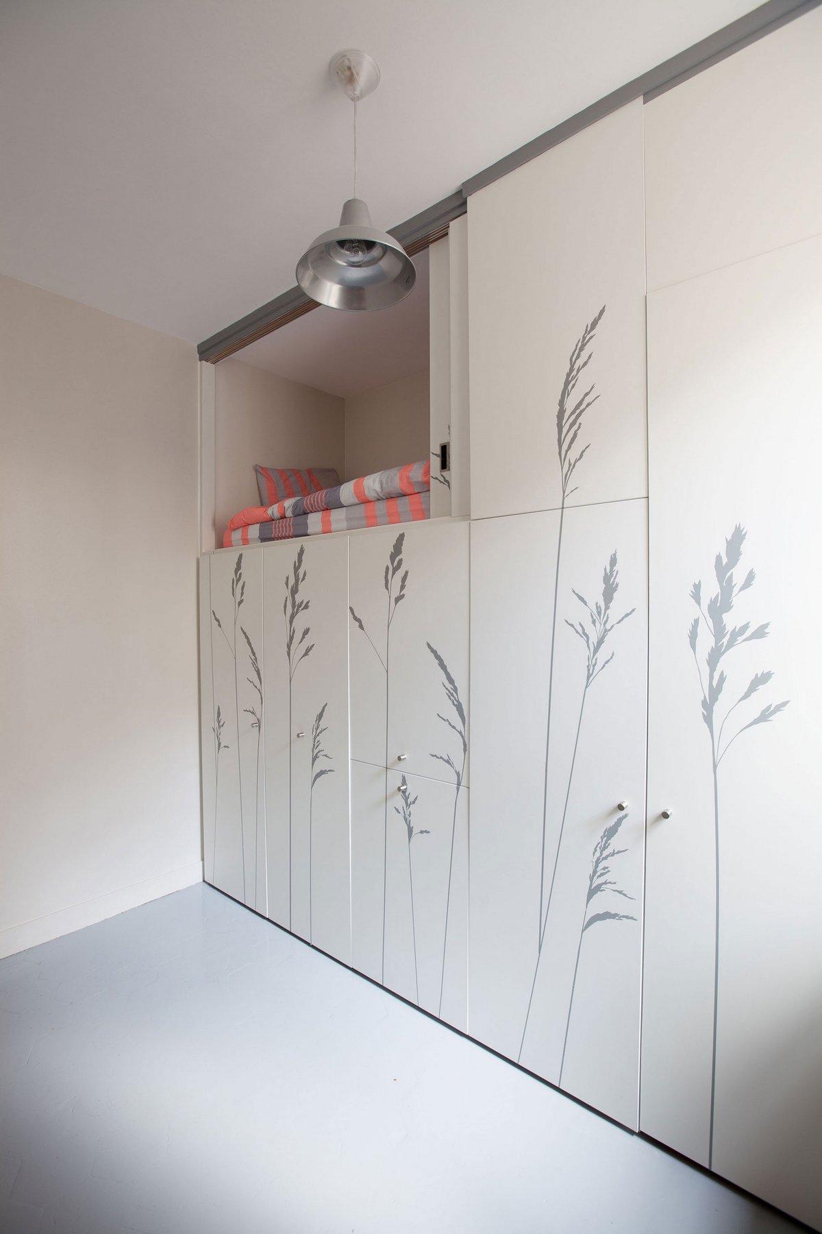 крошечная квартира фото, Kitoko Studio, самая маленькая квартира в мире, фото крошечных квартир, дизайн маленькой квартиры, оформление маленькой квартиры