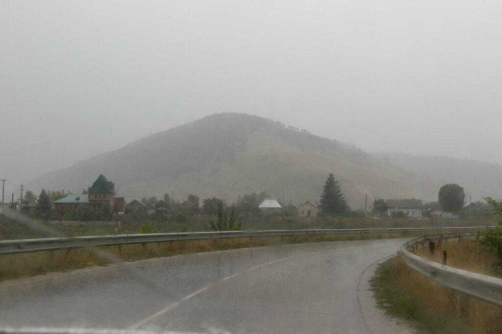 Ширяево, гора Монастырская, Жигулевские горы