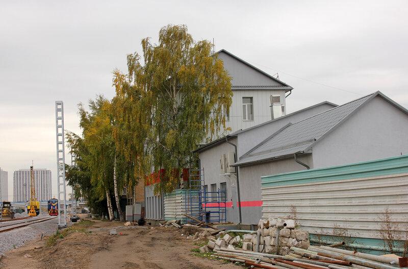Здание в Черкизово