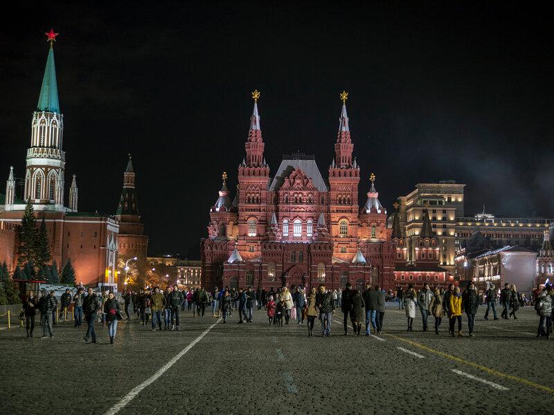 Красная площадь, исторический музей