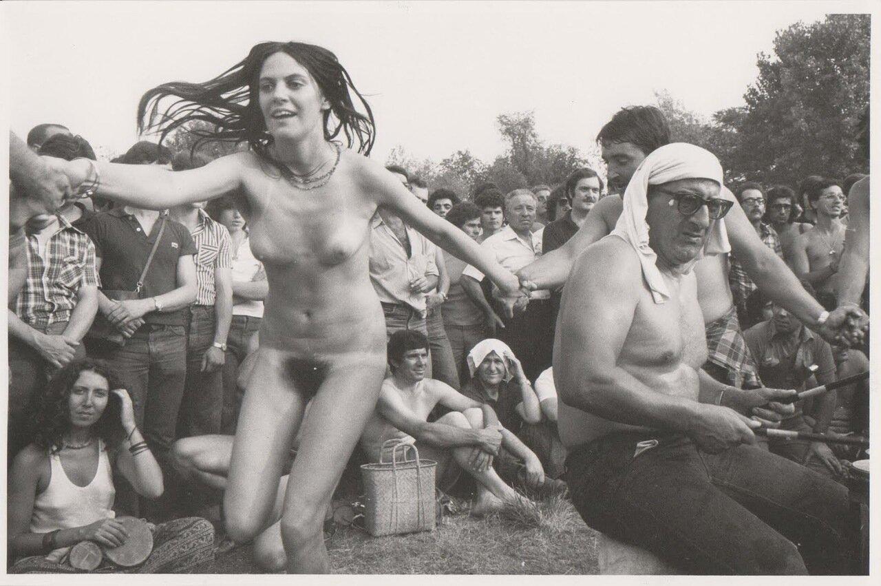 Секс в коммуне фото 192-989