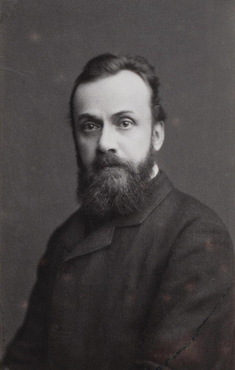 Портрет Глеба Ивановича Успенского
