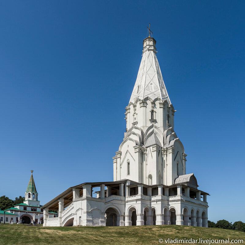 Храм Вознесения Господня в Коломенском