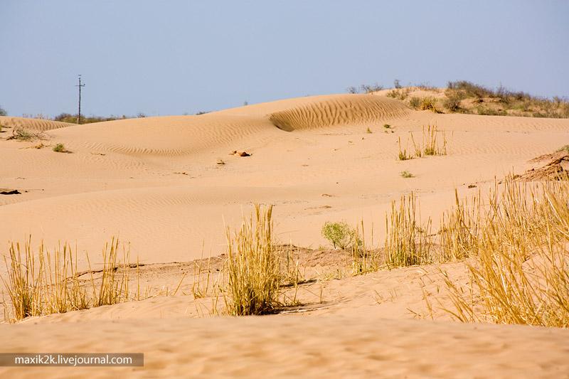 Российская пустыня