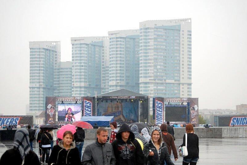 Сникерс Урбания 2010