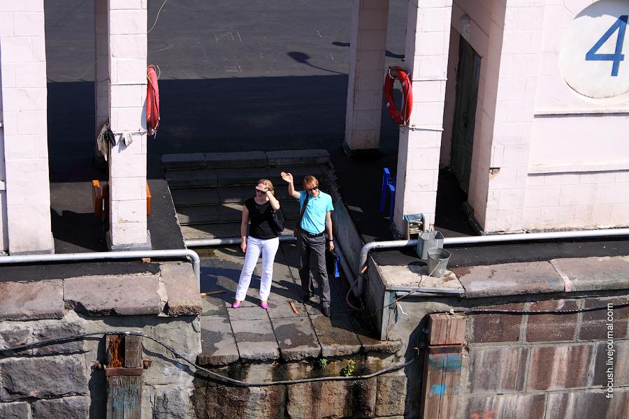 12 августа 2010 года теплоход «Сергей Кучкин» отправился от причала №4 Северного речного вокзала Москвы.