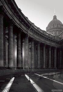 Место, где свет (Казанский собор, колонна)