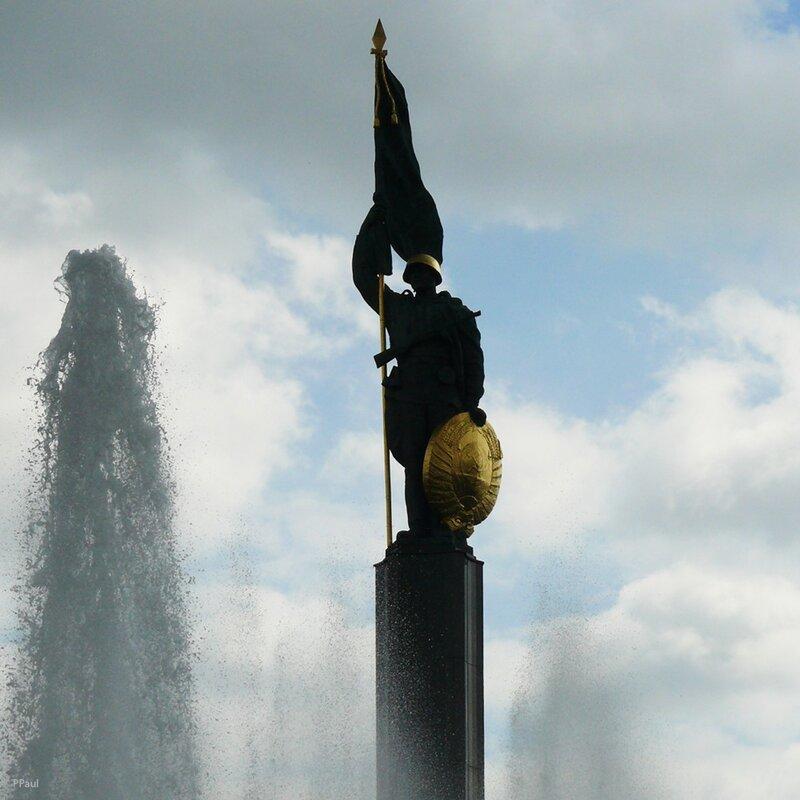 Памятник Советскому солдату.