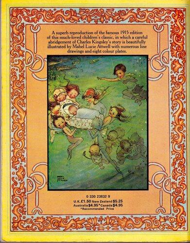 Издано в Лондоне, 1978, рисунок Mabel Lucie Attwell, цветная обложка, задняя сторонка