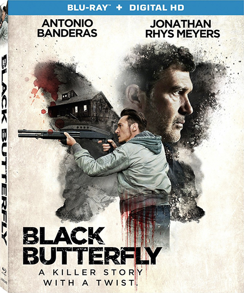 Черная бабочка / Black Butterfly (2017/BDRip/HDRip)