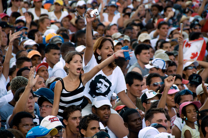 CUBA-MUSIC-CONCERT-PEACE WITHOUT BORDERS