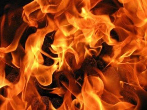 Последствия дождей в Бельцах: пожар в жилом доме