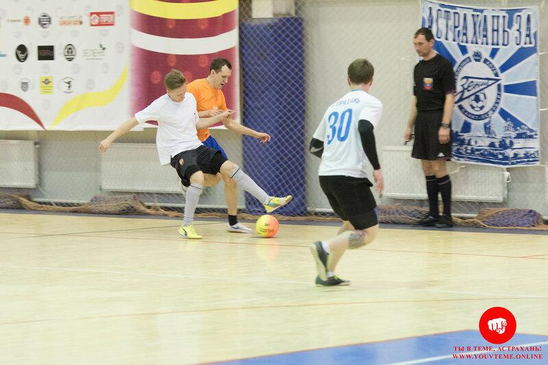 Турнир по мини-футболу «ОТБОРКА»