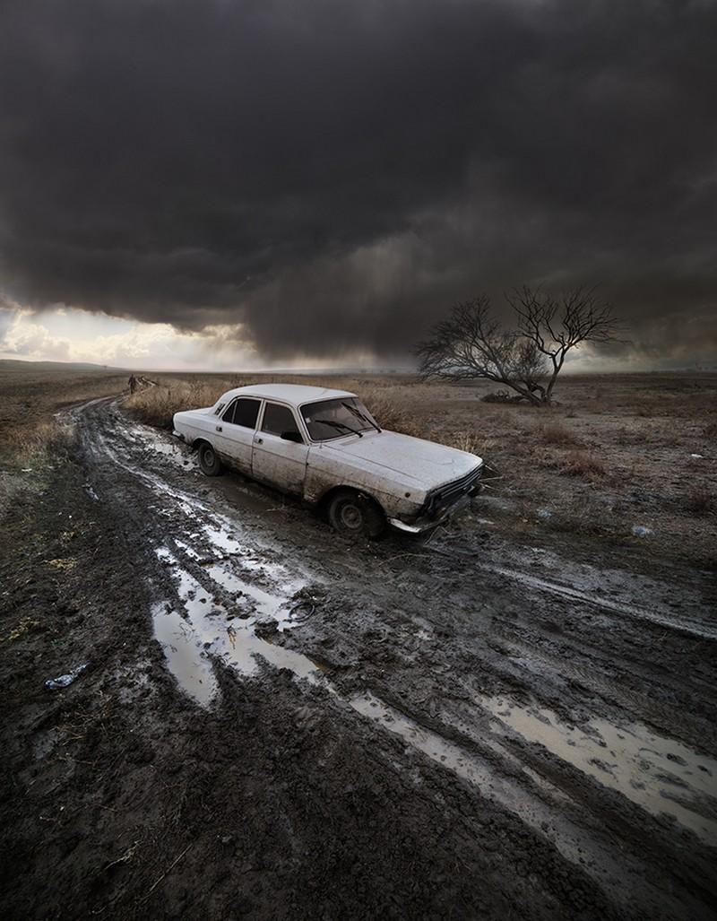 Интересные снимки Дениса Бодрова