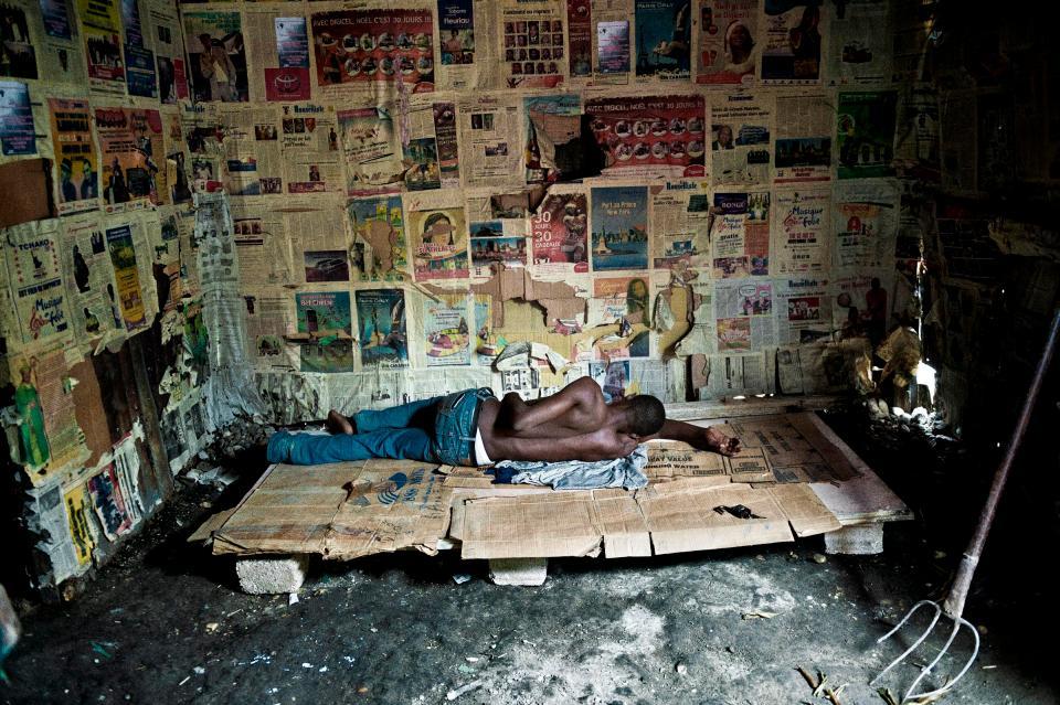 Жизнь в Сите-Солей, где процветает бандитизм и колдовство вуду