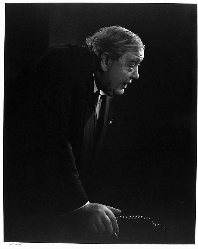 Чарльз Лоутон1958 Юсуф Карш Канадский фотограф 1908-2002