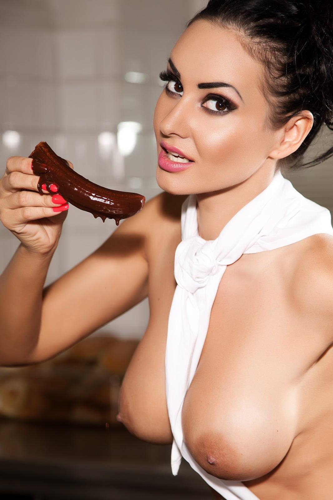 Monika Vicanova for Playboy Greece