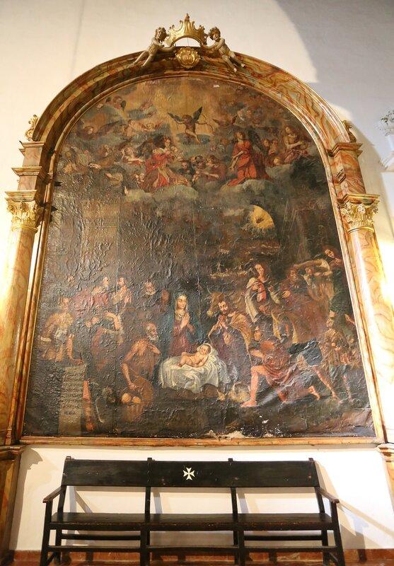 Антекера. Церковь Святого Иоанна (Iglesia de San Juan)