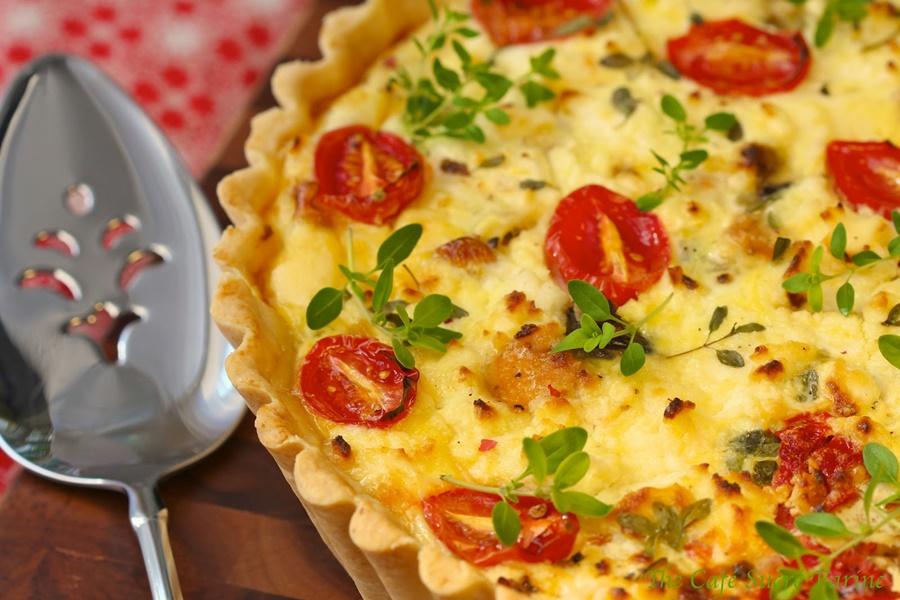 Баклажаны, запеченные с сыром и овощами. Вкусная закуска из баклажанов!