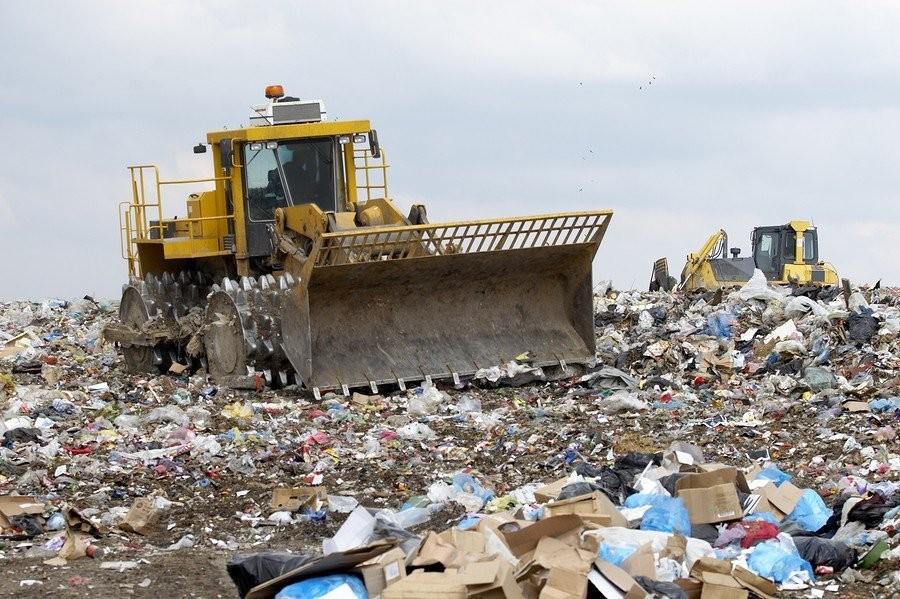 2. Уборщик свалочного газа Вам очень повезет, если вы сможете устроиться мусорщиком, ведь есть работ