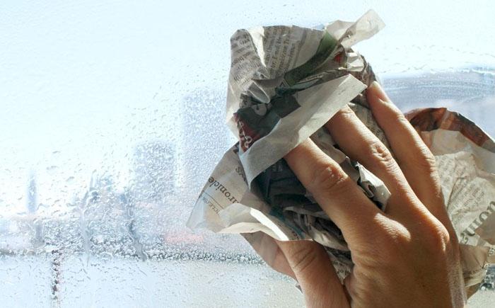 5. Очиститель для окна Невероятно простой и эффективный способ сделать окна идеально чистыми и сверк