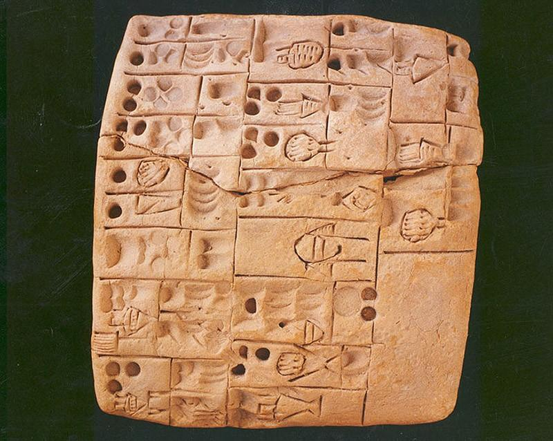 Рецепт шумерского пива — 3000 лет до н.э. В результате получается очень крепкое пиво с плавающими в