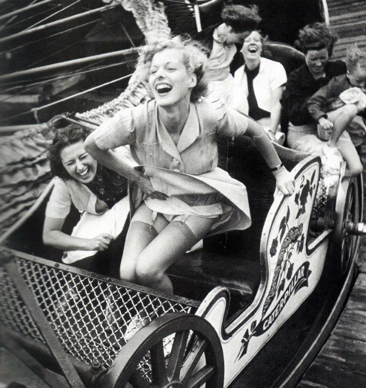 «Веселье на ярмарке», 1938 год.
