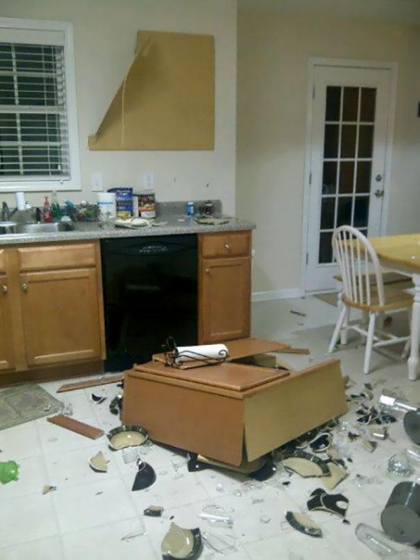 Самые эпичные провалы на кухне