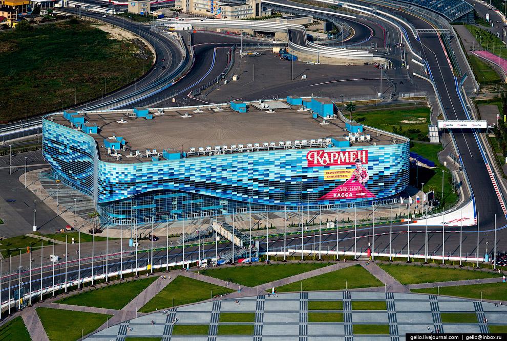 39. Сейчас Сочинский Олимпийский парк — это не только действующий спортивный объект, но и попул