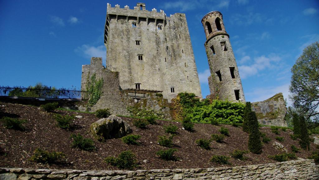 8 место. Замок Бларни. (Dan Merino)