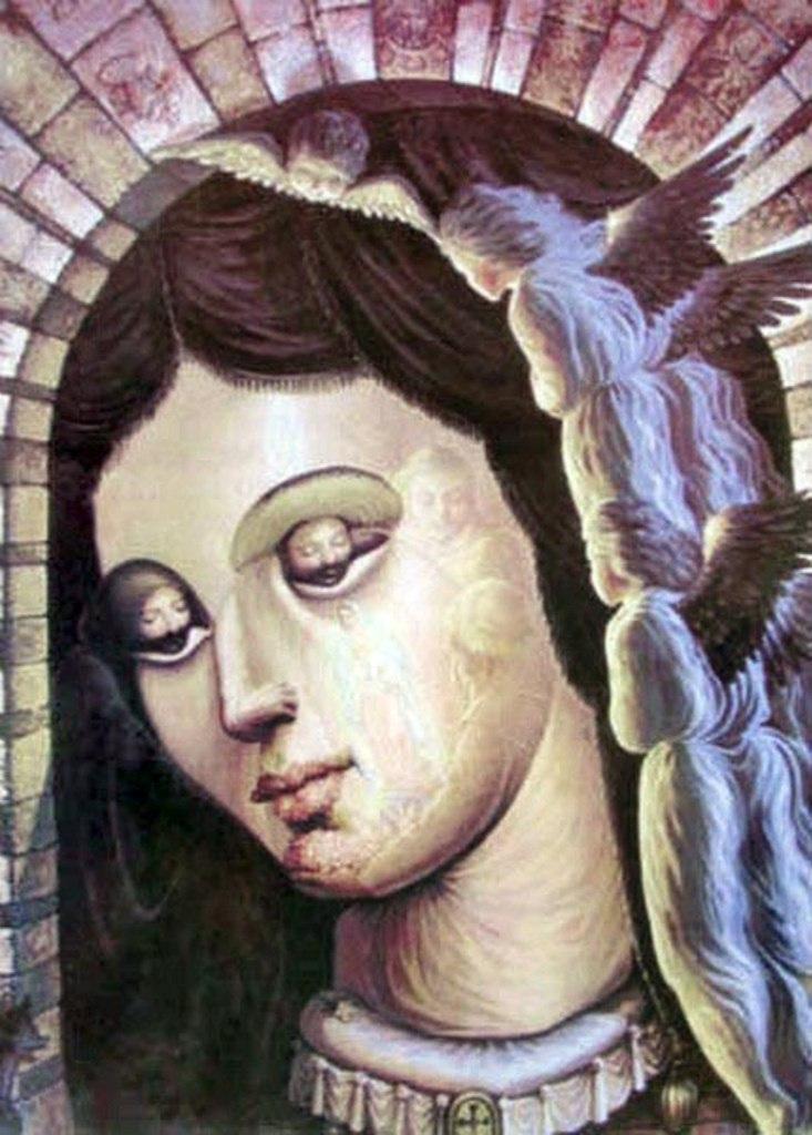 Окампо популярен и как портретист. Наиболее известны его портреты таких известных личностей как Джим