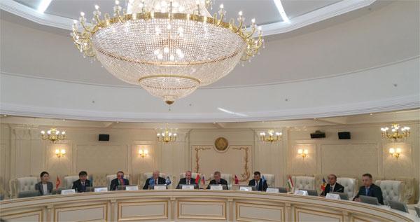 Генпрокуроры стран СНГ собрались вМинске